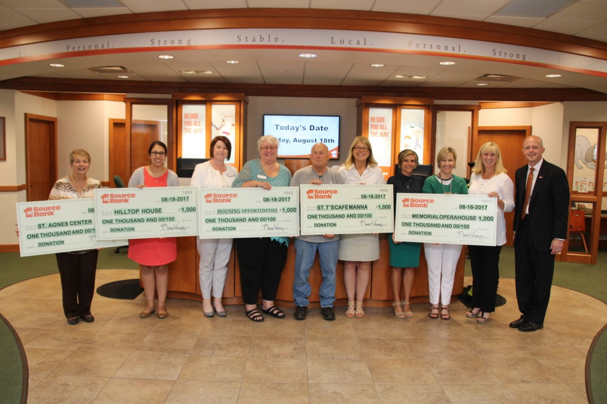 Five Local Non Profits Win $1,000 Each In Five For Five Charity Challenge