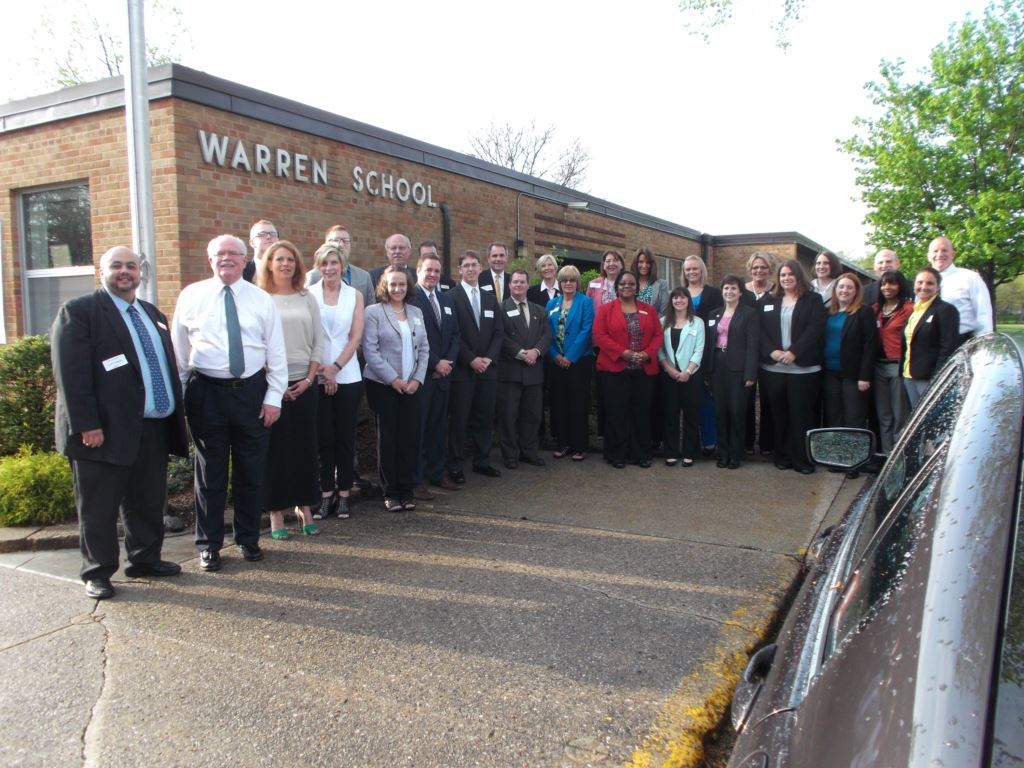 JA in a Day at Warren Primary