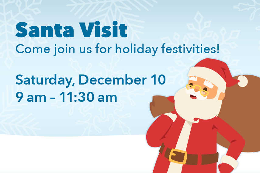 Santa Claus to visit 1st Source Bank in Columbia City