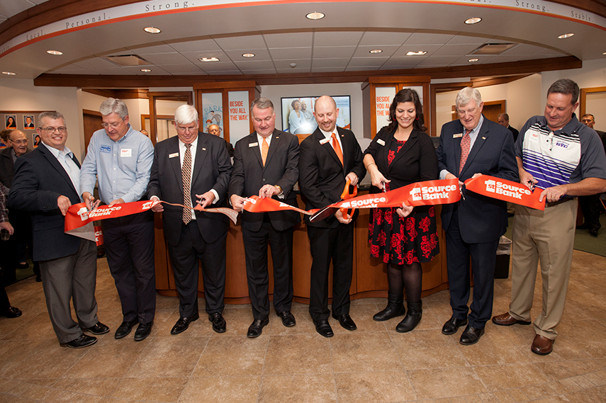 1st Source Bank celebrates Grand Opening of new Warsaw Banking Center