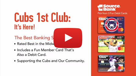 Play the Cubs 1st Club video
