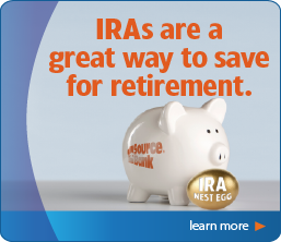 1st Source Bank Individual Retirement Accounts