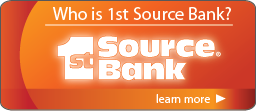 Who is 1st Source Bank?